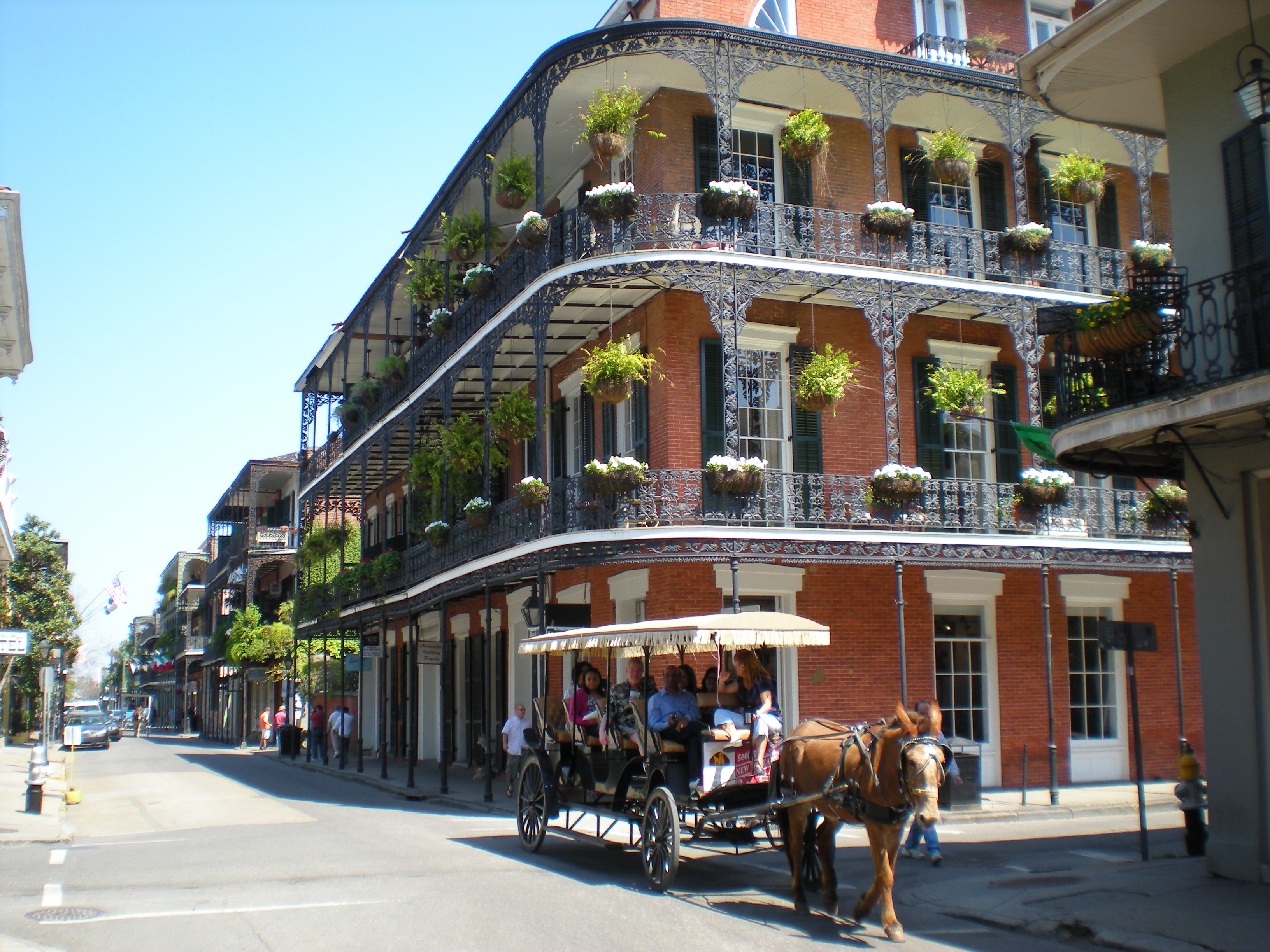 New Orleans Student Tours Straight A Tours
